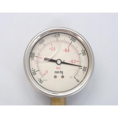 VUOTOMETRO – FILETTO ¼ GAS